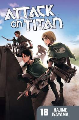Attack on Titan (Softcover) #18