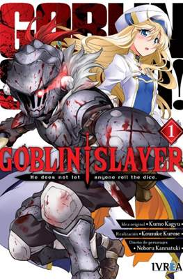 Goblin Slayer (Rústica con sobrecubierta) #1