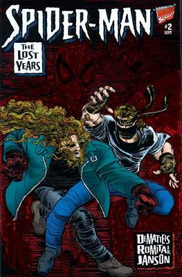 Spider-Man: The Lost Years (Comic Book) #2