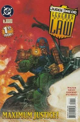 Judge Dredd Legends of the Law