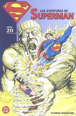 Las aventuras de Superman (2006-2007) #20