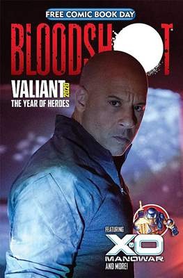 Valiant: The Year of Heroes Free Comic Book Day 2020