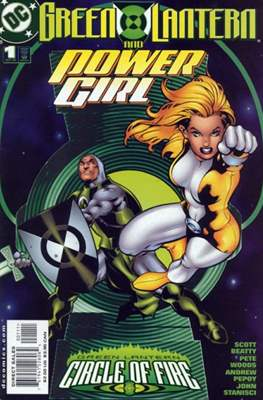 Green Lantern and Power Girl: Circle of Fire