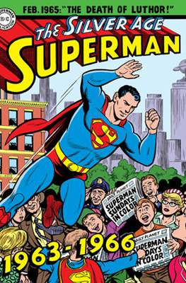Superman: The Silver Age Sundays (Hardcover 184 pp) #2