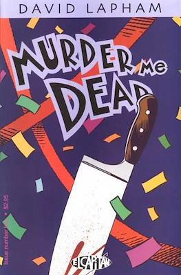 Murder Me Dead (Comic Book) #4