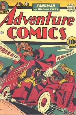 New Comics / New Adventure Comics / Adventure Comics (1935-1983; 2009-2011) (Saddle-Stitched) #80