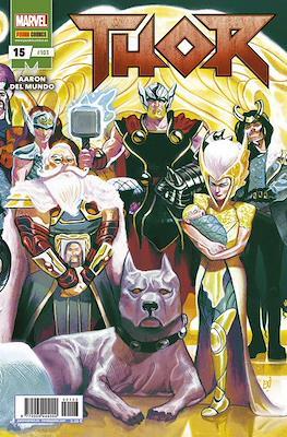 Thor / El Poderoso Thor / Thor - Dios del Trueno / Thor - Diosa del Trueno / El Indigno Thor (2011-) (Grapa) #103/15