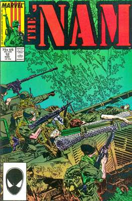 The 'Nam Vol 1 (Comic-book.) #12