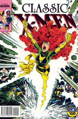Classic X-Men Vol. 1 (1988-1992) #9