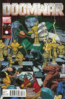 Doomwar (Comic-book) #3