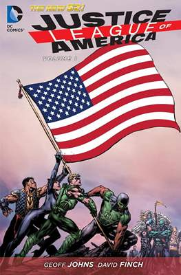 Justice League of America - The New 52 (Softcover 224-192 pp) #1