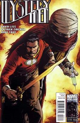 Mystery Men (2011) (Comic books 32 pags) #3