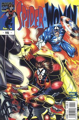 Spider-Woman (2000-2001) (Grapa. 17x26. 24 páginas. Color.) #15