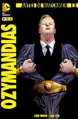 Antes de Watchmen: Ozymandias (Grapa 36-32 pp) #5