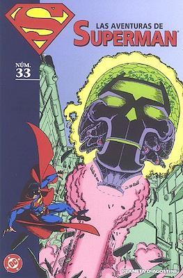 Las aventuras de Superman (2006-2007) (Rústica 96 páginas) #33