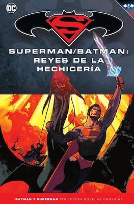 Batman y Superman. Colección Novelas Gráficas (Cartoné) #44