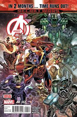 Avengers Vol. 5 (2013-2015) (Comic Book) #42