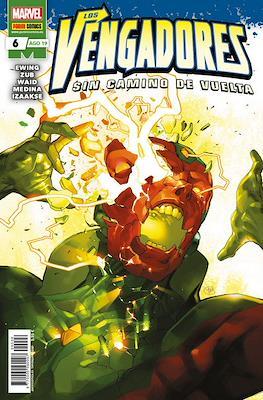 Los Vengadores: Sin camino de vuelta (Grapa 40-48 pp) #6