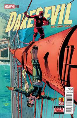Daredevil Vol. 4 (2014-2015) (Comic-Book) #12