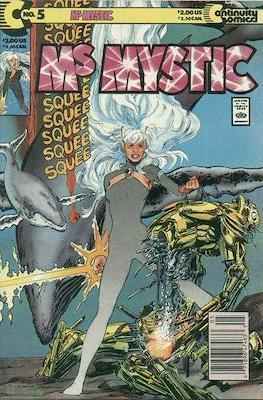 Ms. Mystic (1987-1992) (Grapa) #5