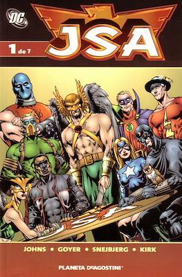 JSA (2005-2007) (Rústica 112-144 pp) #1