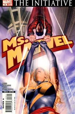 Ms. Marvel (Vol. 2 2006-2010) #16