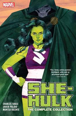 She-Hulk (2014-2015) The Complete Collection