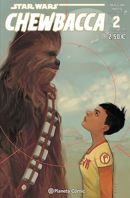 Star Wars. Chewbacca (Grapa 32 pp) #2