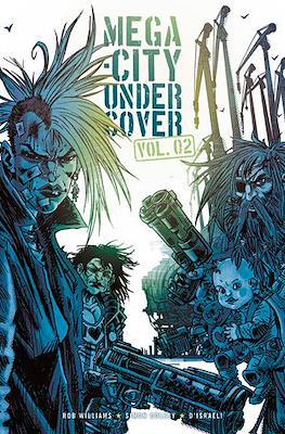 Mega-City Undercover (Hardcover) #2