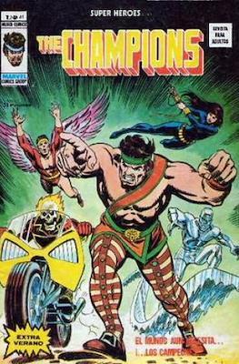 Super Héroes Vol. 2 (Grapa 48 pp. 1974-1980) #49