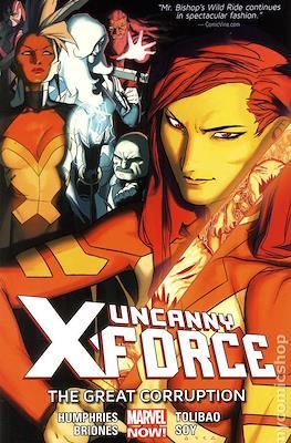 Uncanny X-Force Vol. 2 #3