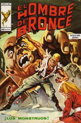 Doc Savage. El hombre de bronce (Rústica) #7
