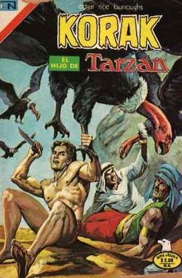 Korak, el hijo de Tarzán (Grapa 36 pp) #41