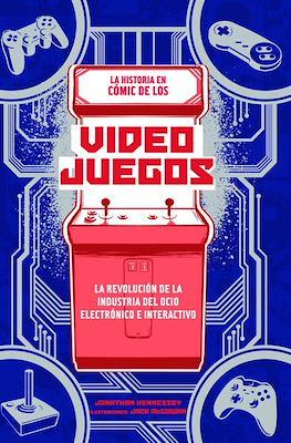La Historia en Cómic de los Videojuegos (Cartoné 192 pp) #