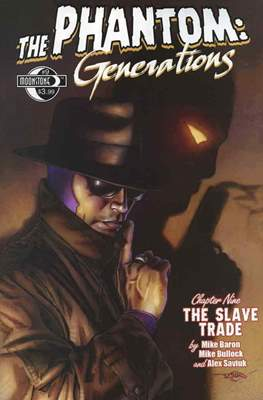 The Phantom Generations #9