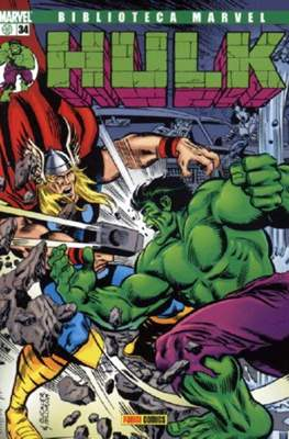 Biblioteca Marvel: Hulk (2004-2006) (Rústica 160 pp) #34