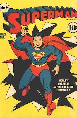 Superman Vol. 1 / Adventures of Superman Vol. 1 (1939-2011) #9