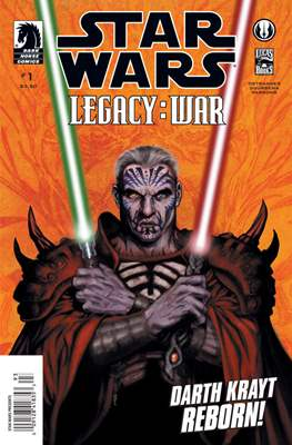 Star Wars Legacy: War