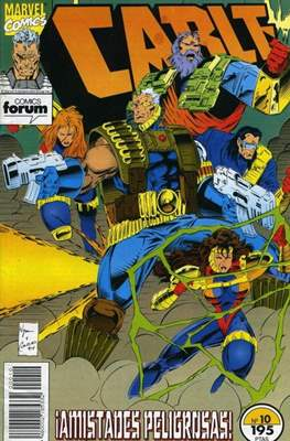 Cable Vol. 1 (1994-1995) #10