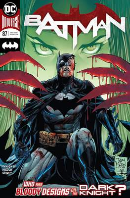 Batman Vol. 3 (2016-) (Comic Book) #87