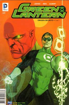 Green Lantern: Secret Origins (Grapas) #1