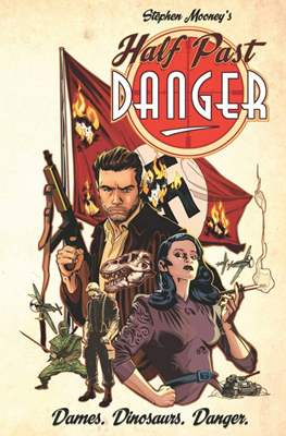 Half Past Danger (Hardcover. 200-128 pp) #1