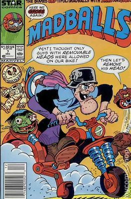 Madballs (Comic Book) #7