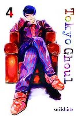 Tokyo Ghoul (Trade paperback) #4