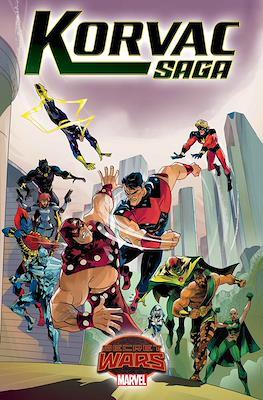 Korvac Saga (Comic-book) #2