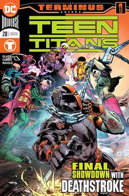 Teen Titans Vol. 6 (2016-) (Comic Book) #28