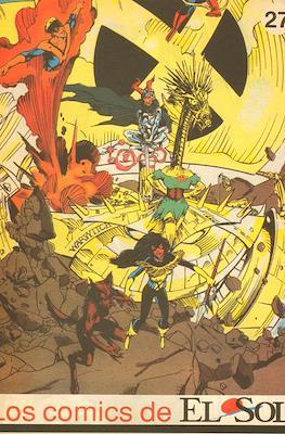 Los Cómics de El Sol (Grapa) #27