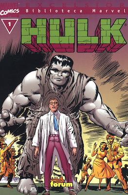 Biblioteca Marvel: Hulk (2004-2006) (Rústica 160 pp) #1