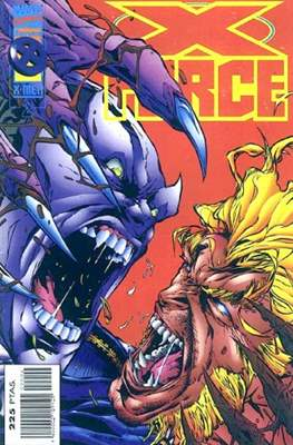 X-Force Vol. 2 (1996-2000) (Grapa 24 pp) #2