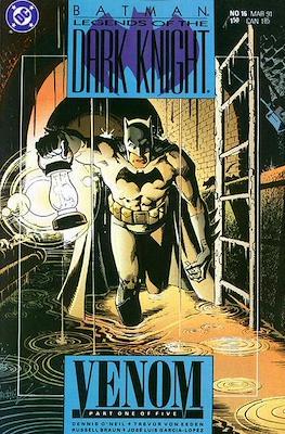 Batman: Legends of the Dark Knight Vol. 1 (1989-2007) #16